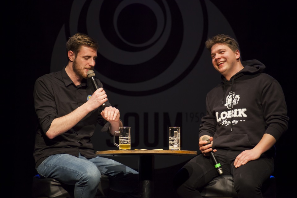 Drinkologija Kraft piva - Alen Zarič iz Lobik Brewery