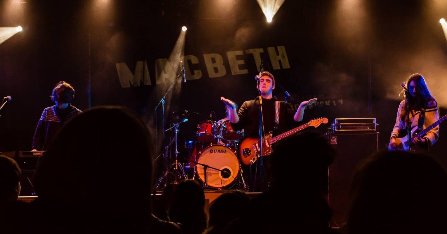 Šourock 2019, Macbeth