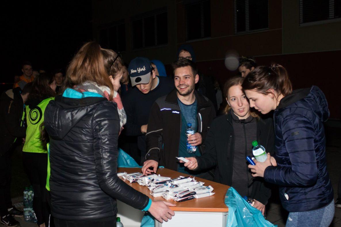 Študentski nočni pohod na Kalvarijo, Kalvarija, pohod,