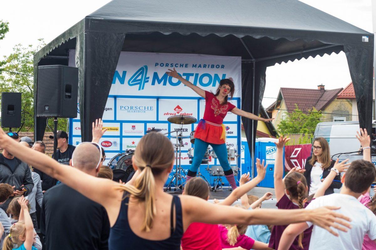 polmaraton, Run4Motion, tek, Maribor,